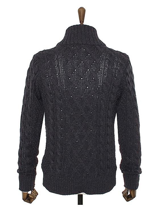 Пуловер С Воротником Шалька Доставка