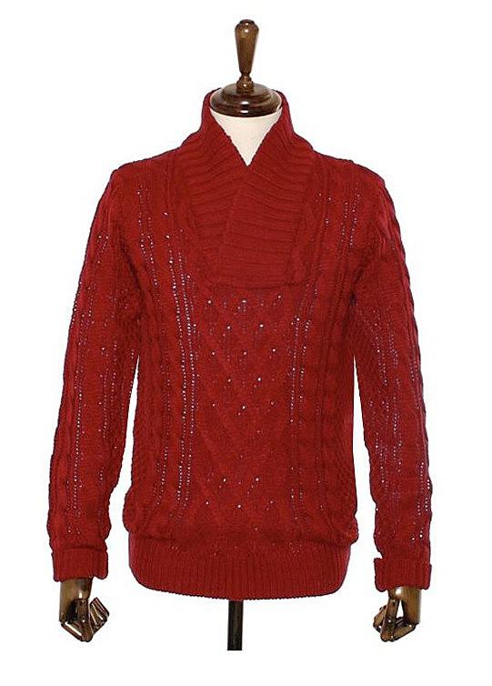 Пуловер С Большим Воротником Доставка