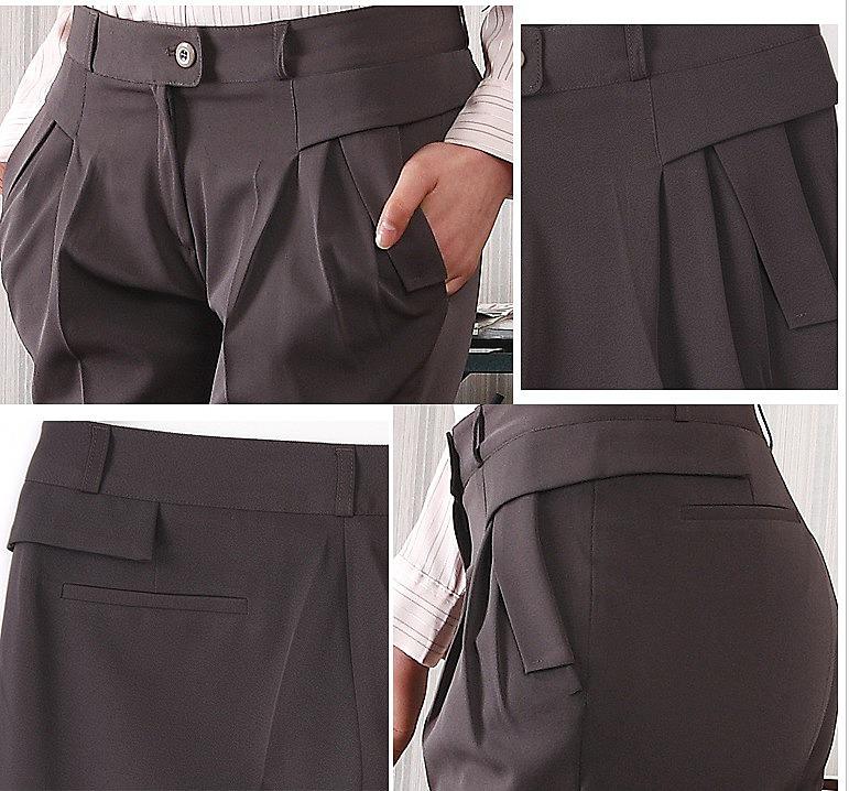 Классические прямые брюки с доставкой