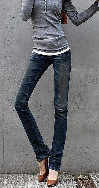 джинсы с заниженной талией мужские