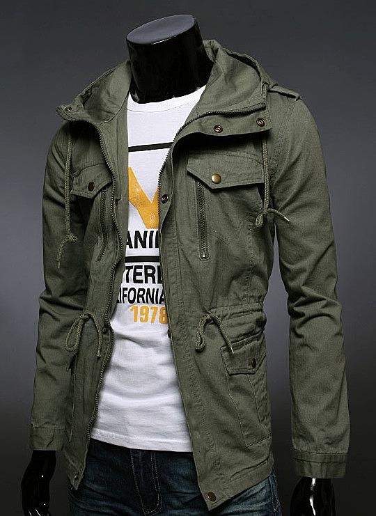 Осенние Куртки