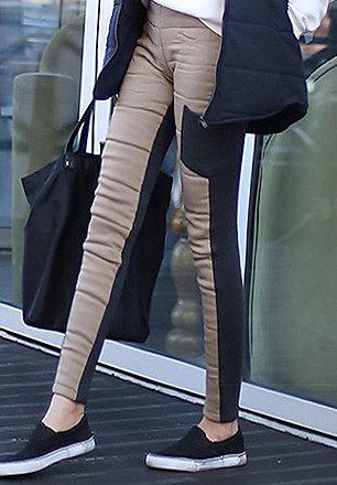 f8054f21a54 Спортивная модель женских утеплённых брюк