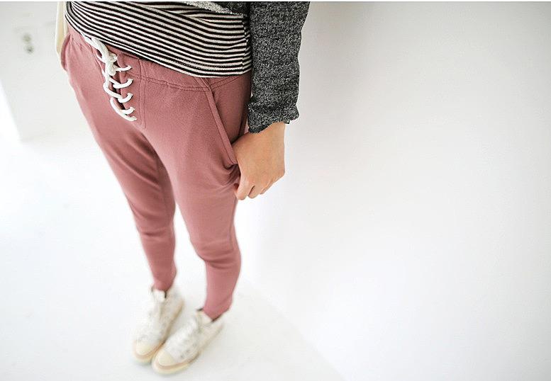 Фетиш женские штаны с молнией