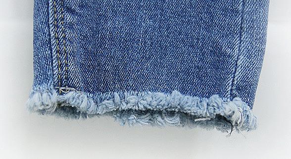 Как сделать джинсы с бахромой - Природа Удмуртии