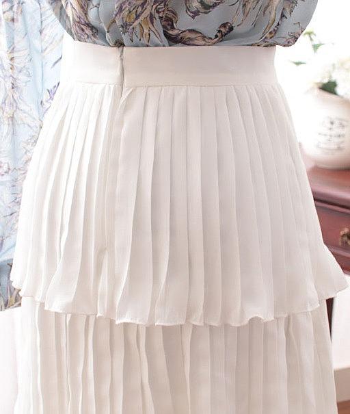 Сшить юбки из плиссированной ткани 196