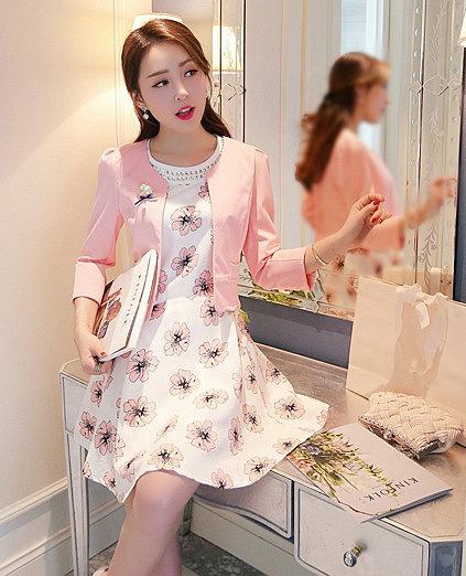 047cfd92843 Нежное летнее платье в цветочек - новая модель летнего платья по ...