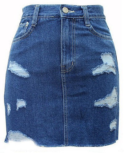 e576d8dc6de Юбка в стиле гранж (grunge). недорогие женские джинсовые юбки 2015 ...