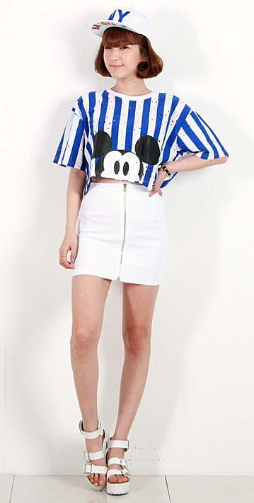9906fd44160 Стильная белая джинсовая юбка. недорогие женские джинсовые юбки 2015 ...