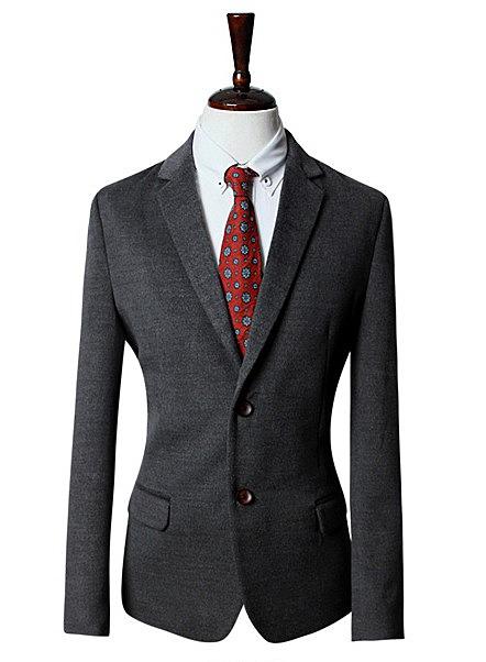 Приталенный мужской пиджак купить в интернет магазин nashbutik.ru