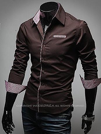 3d8c921ff91d96b Купить мужскую рубашку с длинными рукавами по низким ценам можно в ...