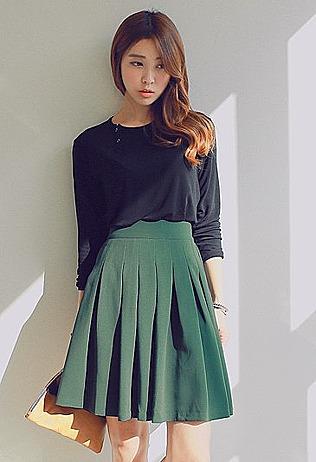 Школьные красивые юбки для подростков