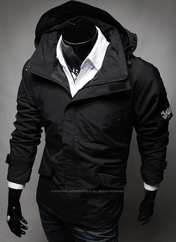 Куртку Ветровка С Капюшоном Купить Мужская