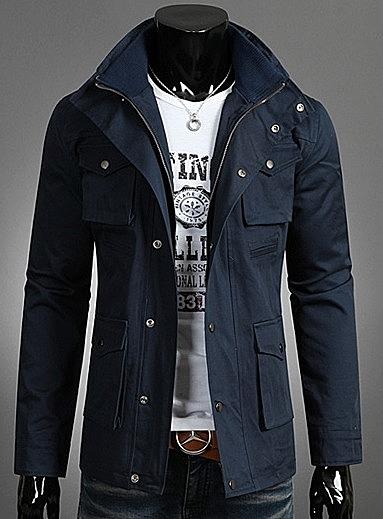Купить Осеннюю Мужскую Куртку