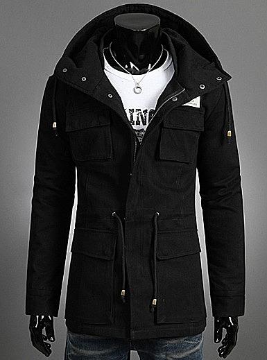 d7af978cca1 Осенняя куртка с огромными боковыми карманами купить с доставкой ...