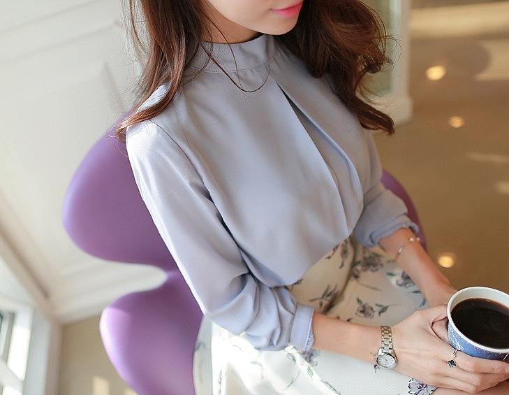 Блузка Со Складками В Омске