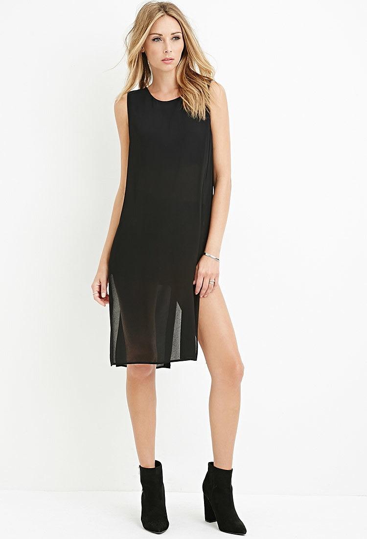 fc5c128e8f7 Длинное платье-туника - новая модель летнего платья по низкой цене ...