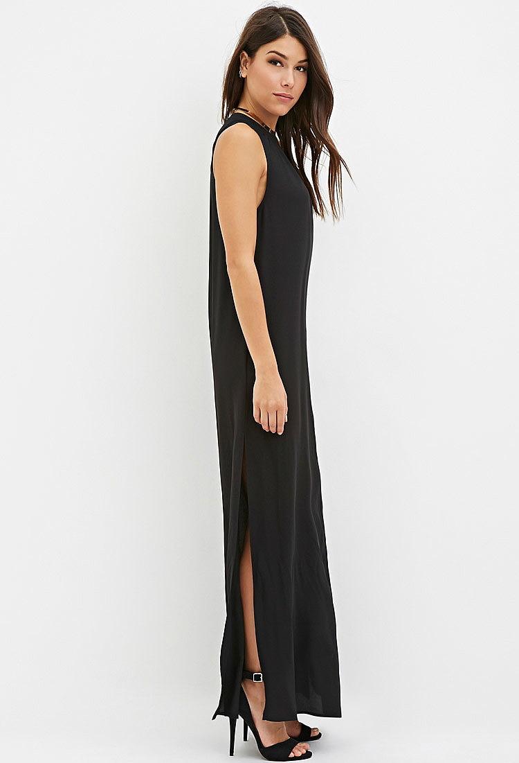 Платье С Разрезами По Бокам Купить