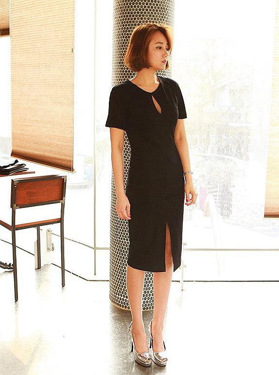 Черное платье. 50 модных фасонов как выбрать и с чем сочетать