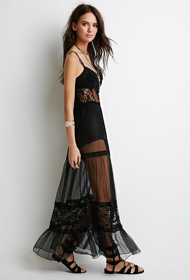Прозрачное Платье Доставка