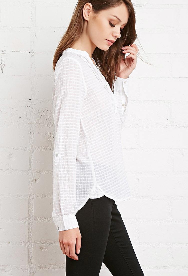 блузка трапеция фото