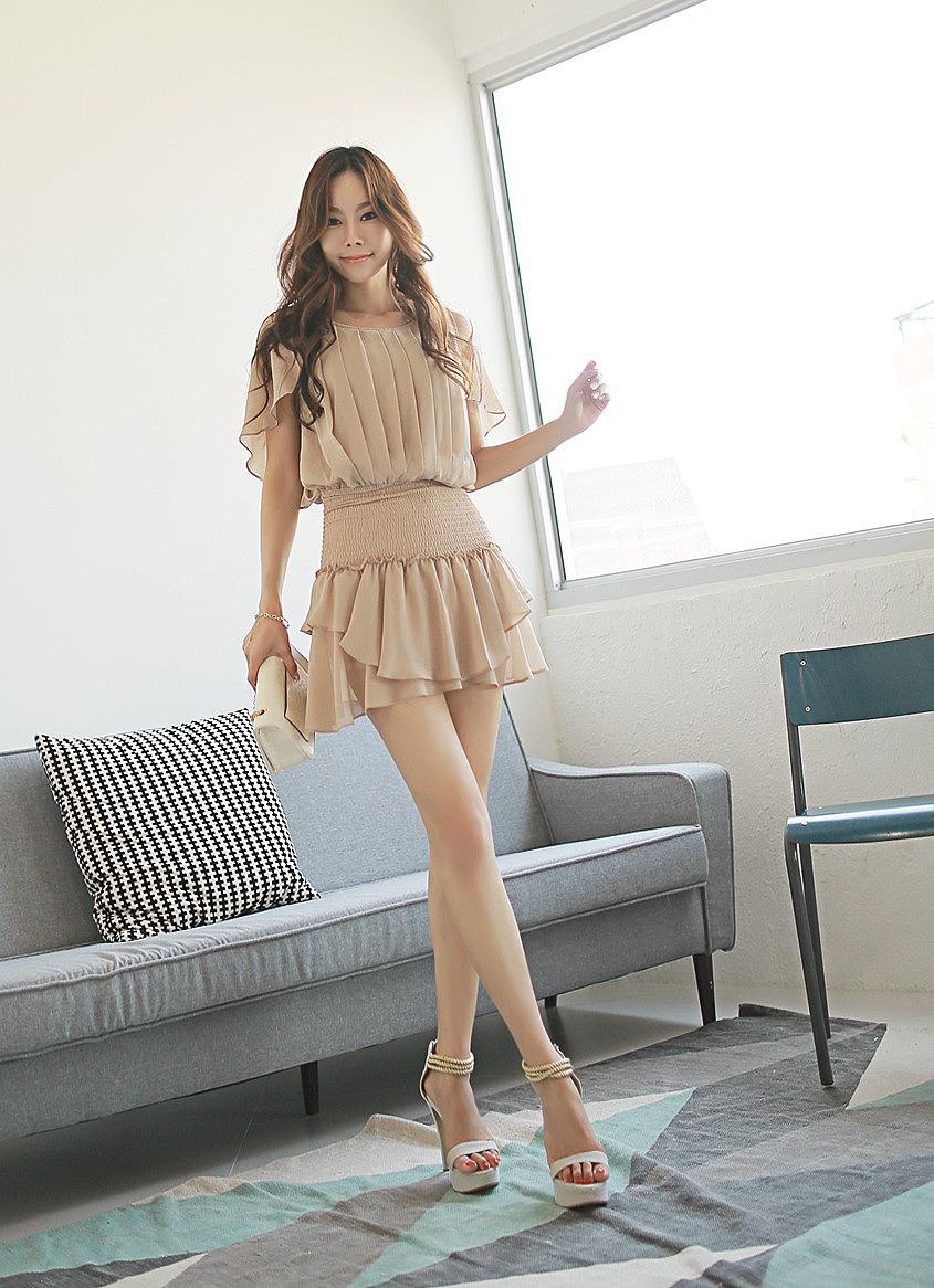 aa22f974b3e Воздушное летнее платье - новая модель летнего платья по низкой цене ...